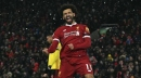 English Premier League: Liverpool forward Salah scores 4 in win over Watford - The Malta Independent