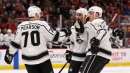 What we learned from the Kings' 3-1 win over the Blackhawks