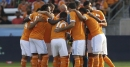 Dynamo settle for draw after allowing D.C. United comeback