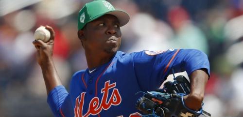 MLB Trade Rumors: NY Mets Could Trade Rafael Montero Before MLB Season Begins, Per 'North Jersey Record'