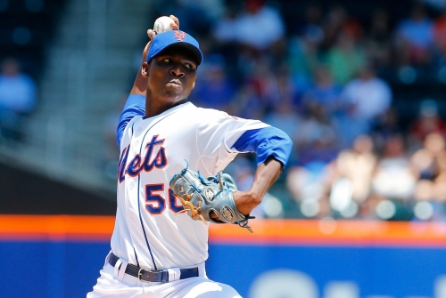 Mets Could Trade Rafael Montero (Report)