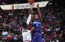 Key Matchup vs. New York Knicks: Malik Monk vs. Trey Burke   Charlotte Hornets