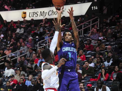 Key Matchup vs. New York Knicks: Malik Monk vs. Trey Burke | Charlotte Hornets