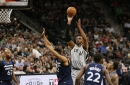 Spurs stay hungry, get big win over Wolves