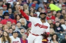 Should the Cleveland Indians give Yandy Diaz a shot in the outfield? Hey, Hoynsie