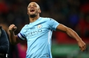 Vincent Kompany says Manchester City are only at the START of what they aim to achieve