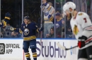 MBS: Blackhawks lose first game to Sabres in eight years