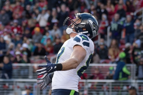 Luke Willson reportedly leaves Lions meeting without contract