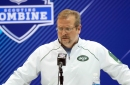 New York Jets make big move up to third overall pick