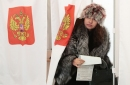 The Latest: Russian opposition leader Navalny boycotts vote