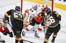 Preview: Calgary Flames @ Vegas Golden Knights 3/18/18 (73/82): Flames Look Avoid 3rd Loss To Vegas