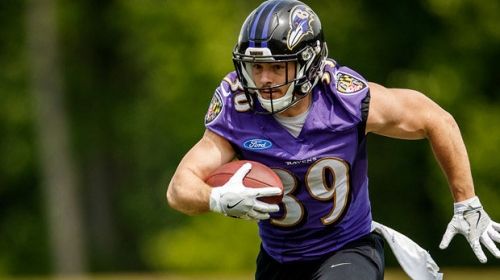 Danny Woodhead announces retirement from NFL