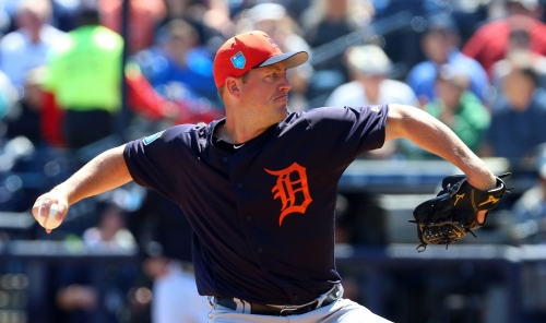 Detroit Tigers tabbing Jordan Zimmerman for Opening Day the right call