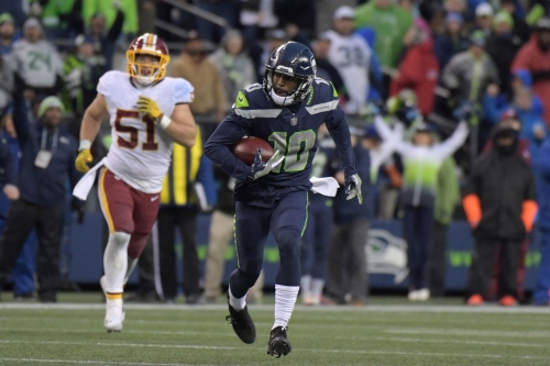 The Seattle Seahawks will not miss WR Paul Richardson
