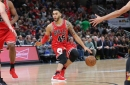 Denzel Valentine had his career-high versus the Cavs, but Antonio Blakeney kept shooting anyway