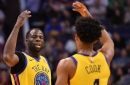 Grades from the Warriors' 124-109 win over Suns