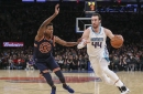 Knicks 124, Hornets 101: 'Would have liked to see Frank score his first 20-point game'