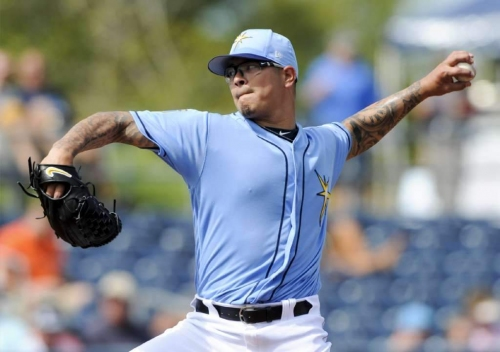 Rays option Banda, Stanek to Triple-A in reducing spring roster to 36