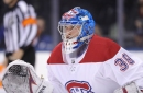 Lindgren iready to be the Canadiens' backup