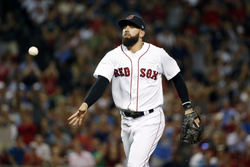 Boston Red Sox trade rumors: Infielder Deven Marrero 'drawing interest from teams,' per report