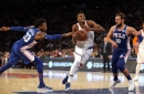 Frank Ntilikina confident he can build off his career night
