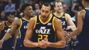 Rudy Gobert happy Jazz decided not to rebuild or tank