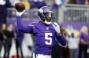 Jets sign former Vikings QB Bridgewater to 1-year deal