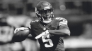 Jets QB Teddy Bridgewater says 'let's do it' after official intoduction