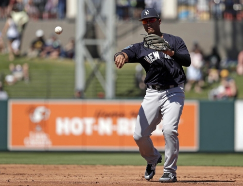 Gleyber Torres, Miguel Andujar close to opportunity with Yankees
