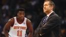 Knicks news: Frank Ntilikina on Jeff Hornacek playing him limited minutes