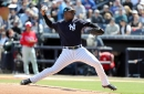 Luis Severino has one tune-up left before opening day