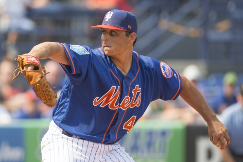 Jason Vargas may need surgery in possible blow to Mets rotation