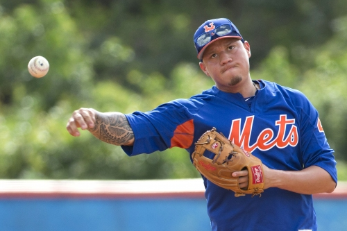 Wilmer Flores can add another position to his résumé