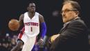 Pistons' Stan Van Gundy says Reggie Jackson may play 'sometime this week'