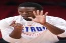 Detroit Pistons hope PG Reggie Jackson (ankle) can return this week