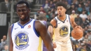 Draymond Green thinks Quinn Cook is forcing his way onto playoff roster