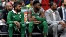Celtics Notes: Brad Stevens Offers Update On Kyrie Irving, Jaylen Brown