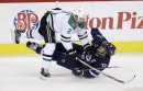 Cold facts: Stars lose to Jets 4-2. A playoff berth for Dallas is slipping away.