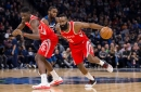 Rockets start fast, then hold on to beat Timberwolves 129-120