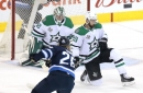 Stars Fall on the Road to Skyrocketing Jets, 4-2