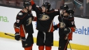 Ducks move into third in Pacific with win over Devils