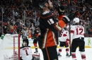 New Jersey Devils Decisively Defeated by Anaheim Ducks, 2-4