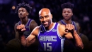Vince Carter sends message to young Kings players about 'reckless' drives
