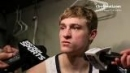 Xavier's J.P. Macura reacts after loss to Florida State
