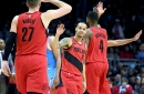Starters Carry Blazers over Clippers for 13th Straight Win