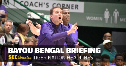 Yes, LSU basketball has real chance to beat Utah in NIT on Monday