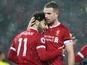 Jordan Henderson: 'Mohamed Salah gives us confidence like Luis Suarez did'