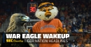 Auburn sports: Basketball falls to Clemson, while baseball, softball welcome SEC play