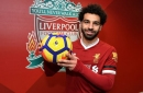 Mohamed Salah is 'a superstar' says his Liverpool FC captain