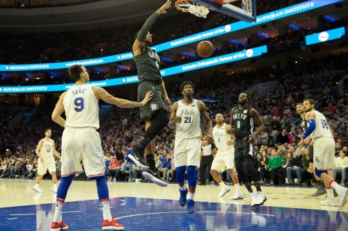 Sixers March Defense more Lamb than Lion